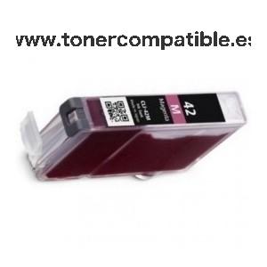 Cartuchos de tinta remanufacturados Canon CLI 42 / Cartucho tinta remanufacturado