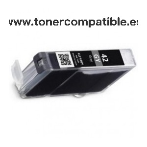Cartucho compatible Canon CLI 42