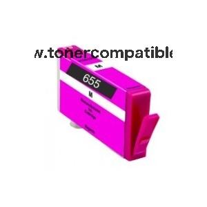 Cartucho de tinta remanufacturado HP 655 / Cartuchos TINTA remanufacturados HP