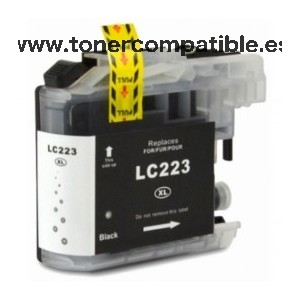 Cartucho tinta compatible Brother LC223 / Cartuchos compatibles Brother