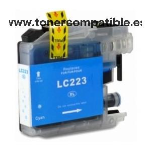 Tinta compatible Brother LC223 / Cartuchos tinta Brother compatibles