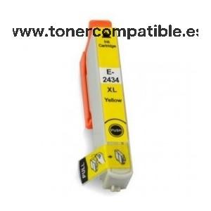 Cartuchos compatibles Epson T2434 / Tinta Epson T2434