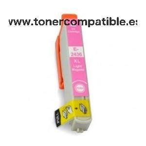 Cartucho tinta reciclado Epson T2436 / Epson T2436