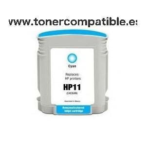 Cartucho de tinta compatible HP 11