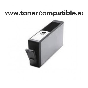 Cartucho HP 920XL negro 55 ml / Tinta compatible