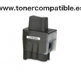 Cartucho BROTHER LC900 negro 25 ml. Tinta compatible