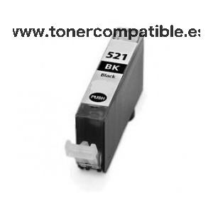 Cartucho tinta compatible Canon CLI 521
