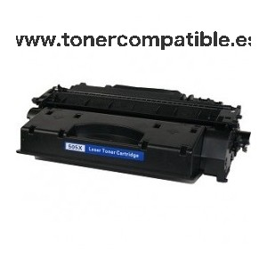 Cartucho toner compatible HP CE505X / Toners compatibles Canon CRG719XL