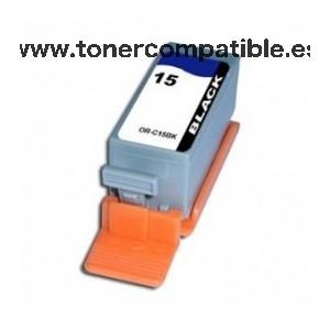 Cartuchos tinta compatibles Canon BCI 15