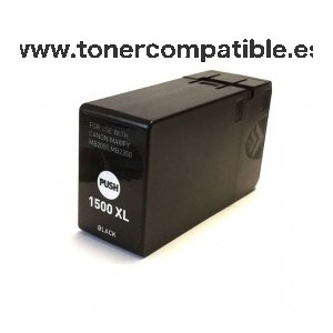 Tinta compatible PGI 1500XL