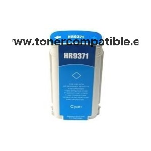 Tintas compatibles HP 72