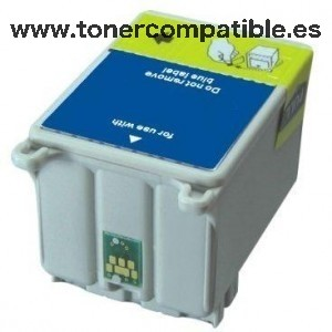 EPSON T018 - C13T01840110 color 40 ml cartucho de tinta compatible