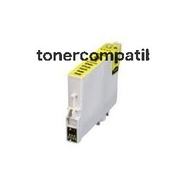 EPSON T0424 - Amarillo - 18 ml. Tinta compatible