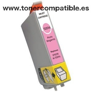 Epson T0596 light magenta Tinta compatible C13T05964010