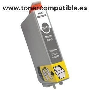 Epson T0598 negro mate Tinta compatible C13T05984010