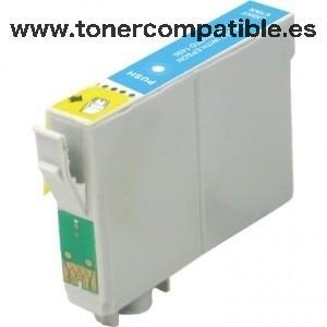 Tinta Epson T0795 compatible / Tonercompatible.es