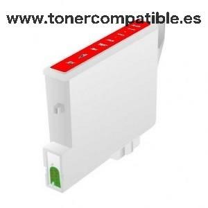 Cartuchos tinta compatibles Epson T0547