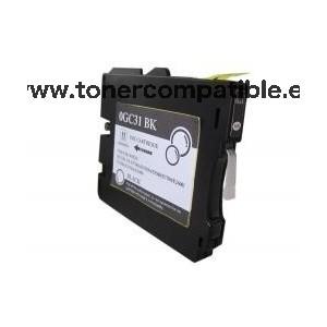 Tintas compatibles Ricoh GC 31 - www.tonercompatible.es