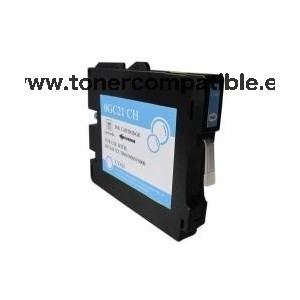 Tintas compatibles Ricoh GC21 / Tonercompatible.es