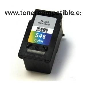 Tinta compatible Canon CL 546XL tricolor / Cartuchos tinta Canon 8288B001 compatibles