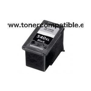Cartucho de tinta compatible Canon PG 540XL / Tinta compatible