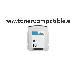 Cartuchos tinta compatibles HP 10