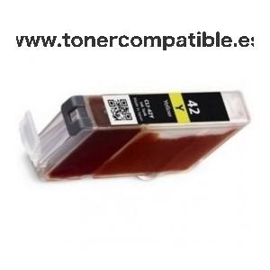 Cartucho de tinta reciclados Canon CLI 42 / Cartucho tinta reciclado
