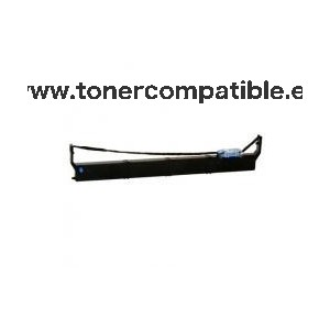 Cinta matricial compatible Lexmark 4227 / 4227 plus / negro 13L0034