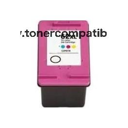 HP 62 XL tricolor / C2P07AE Tinta compatible