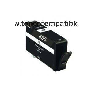 Cartucho de tinta compatible HP 655 / Tinta compatible