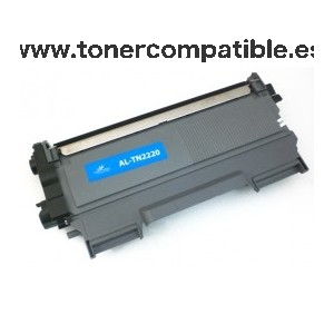 Toner compatibles TN2220 / Toner reciclado Brother TN450 / Toner remanufacturado Brother TN2010