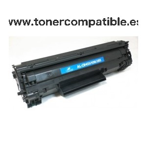 Cartucho toner compatible Brother CB435A