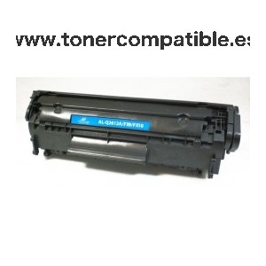 Toner remanufacturado HP Q2612A / Toner remanufacturados HP