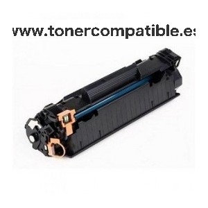 Cartucho toner compatible CE285A / Cartuchos toner compatibles HP