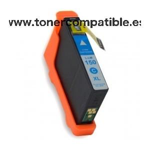 Cartuchos tinta compatibles Lexmark 150XL / Tinta compatible
