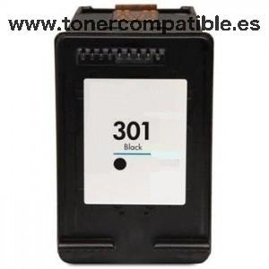 Cartucho tinta compatible HP 301 XL / Tintas compatibles