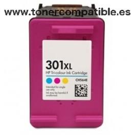 HP 301 XL Cartucho de tinta compatible - Color - 16 ML