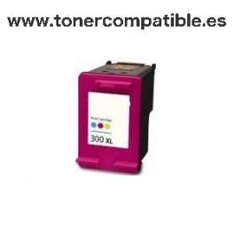 CARTUCHO HP 300 XL - Color - 18 ML