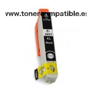 Cartuchos tinta compatibles Epson T2431 / Tinta compatible Epson