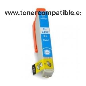 Tinta compatible Epson T2432 / Tintas compatibles