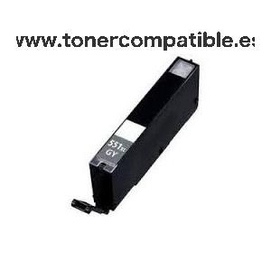 Cartuchos tinta Canon CLI 551/ Tinta compatible