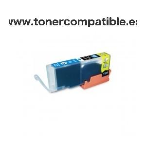 Cartuchos compatibles Canon CLI 551/ Cartucho tinta compatible