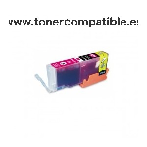 Cartuchos compatibles Canon CLI 551/ Tinta Canon compatible