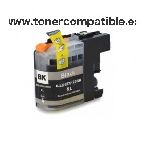 Cartuchos tinta compatibles Brother LC 123 XL / Tinta compatible Brother