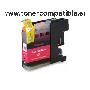 Cartucho compatible Brother LC 123 XL / Tinta Brother LC 123XL
