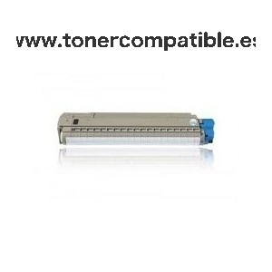 Toner compatible OKI C8600 / Cartucho toner compatible OKI C8800