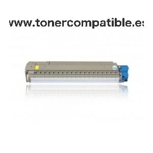 Toner remanufacturado OKI C8600 / Cartucho toner remanufacturado OKI C8800