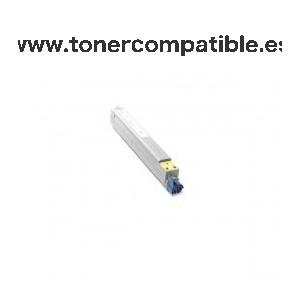 Toner Oki C910 - Amarillo - 15000 PG