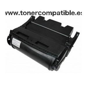 Cartucho toner compatibles Lexmark T620 / Toner Lexmark T622