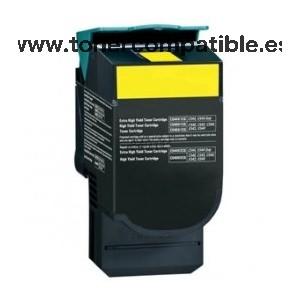 Toner remanufacturado Lexmark C540 / Toner Lexmark C544